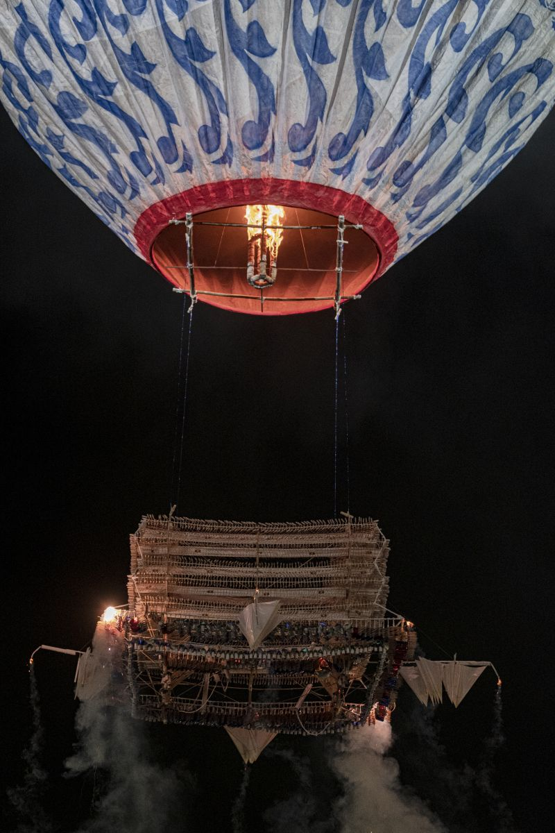 Playing with Fire — The Taunggyi Fire Balloon Festival