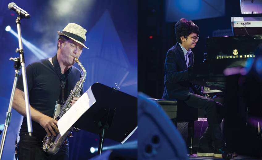 THAILAND INTERNATIONAL JAZZ FESTIVAL