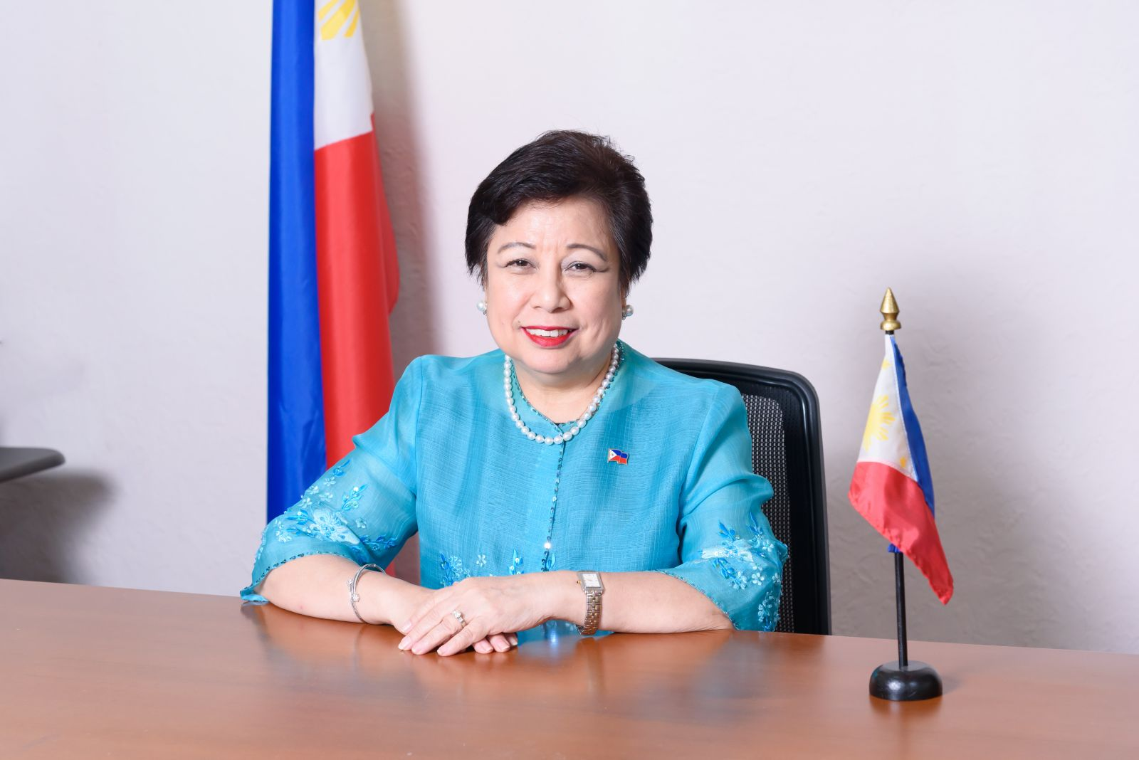 Thriving together Her Excellency Mary Jo A Bernardo-Aragon, the Philippines Ambassador, reflects on a long history of trade and cultural exchanges