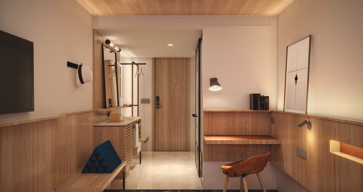 Concept image of a bedroom at an ASAI Hotels property - photo by ASAI Hotels
