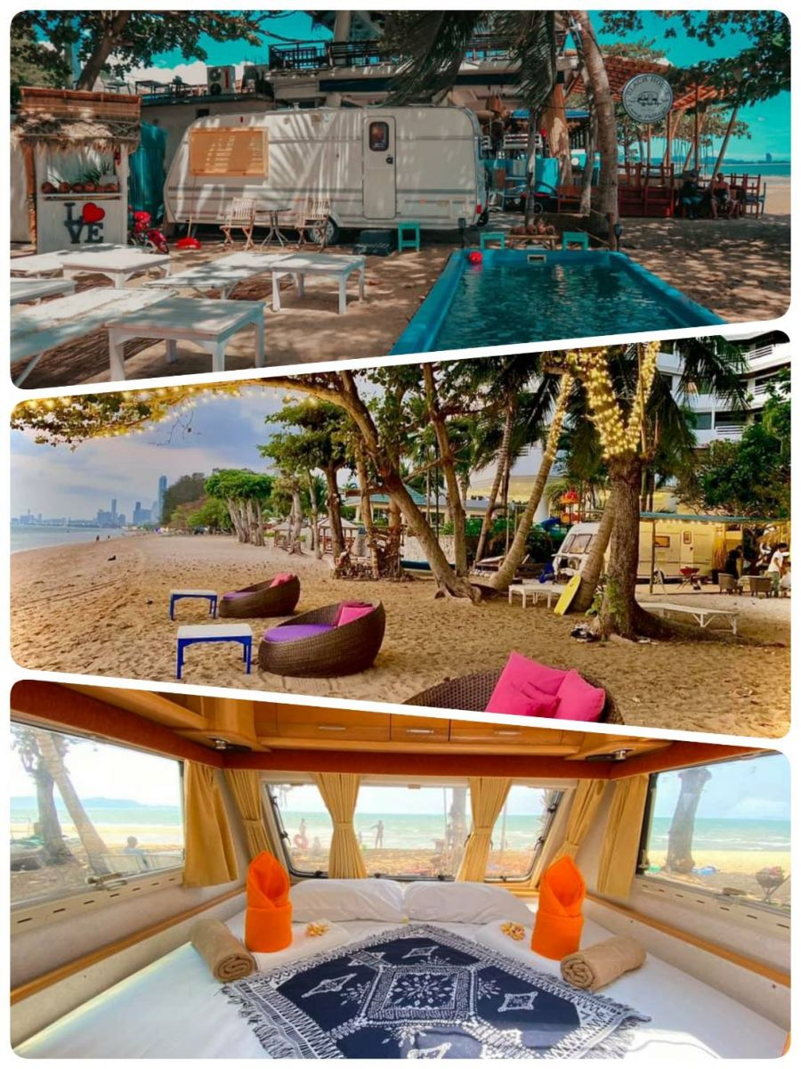 Spend a night nearby the sea with the acceptable rate accommodations (part 1)
