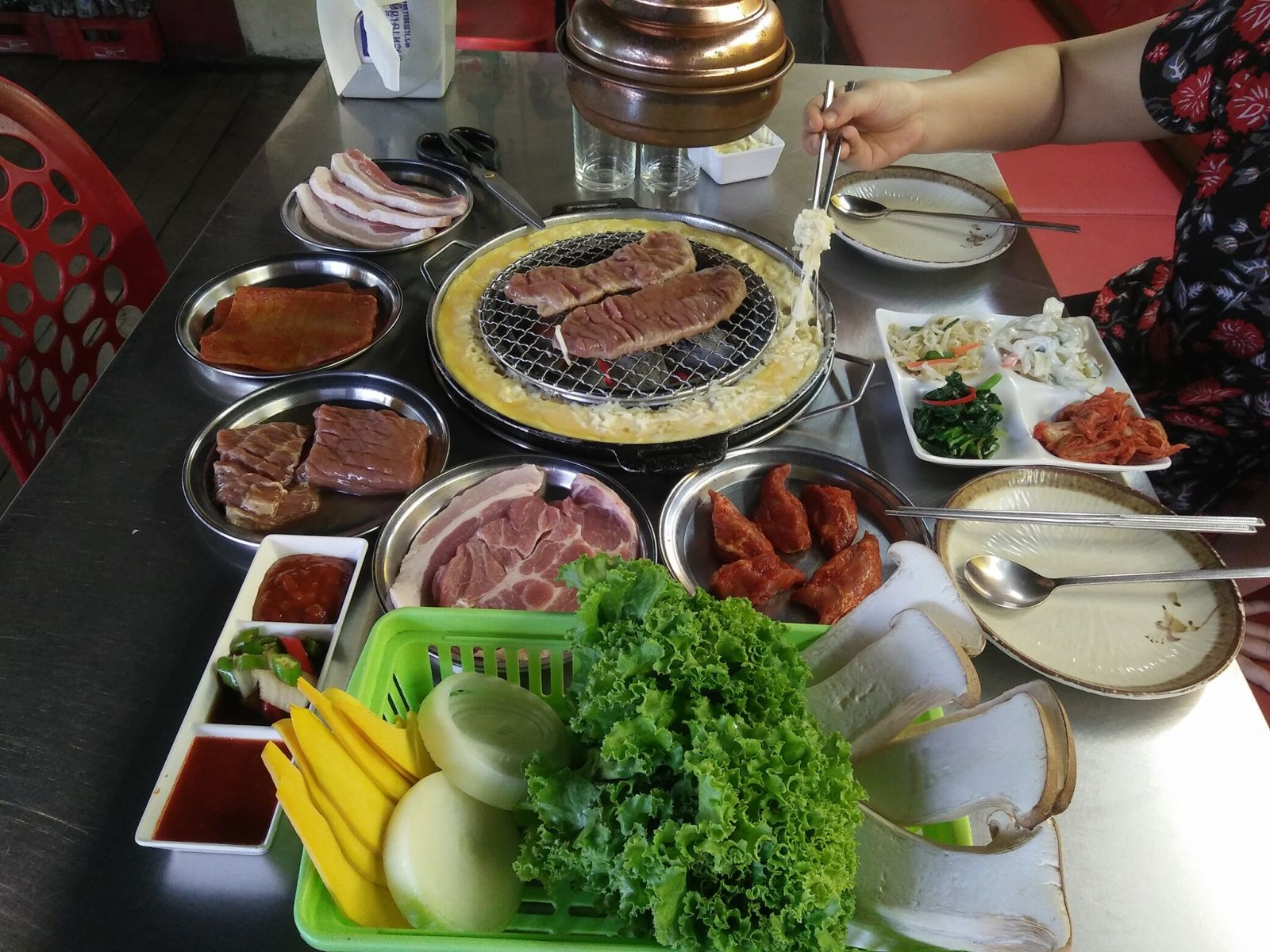 10 Korean Buffet makes you feel like eating in Korea. (Part 2)