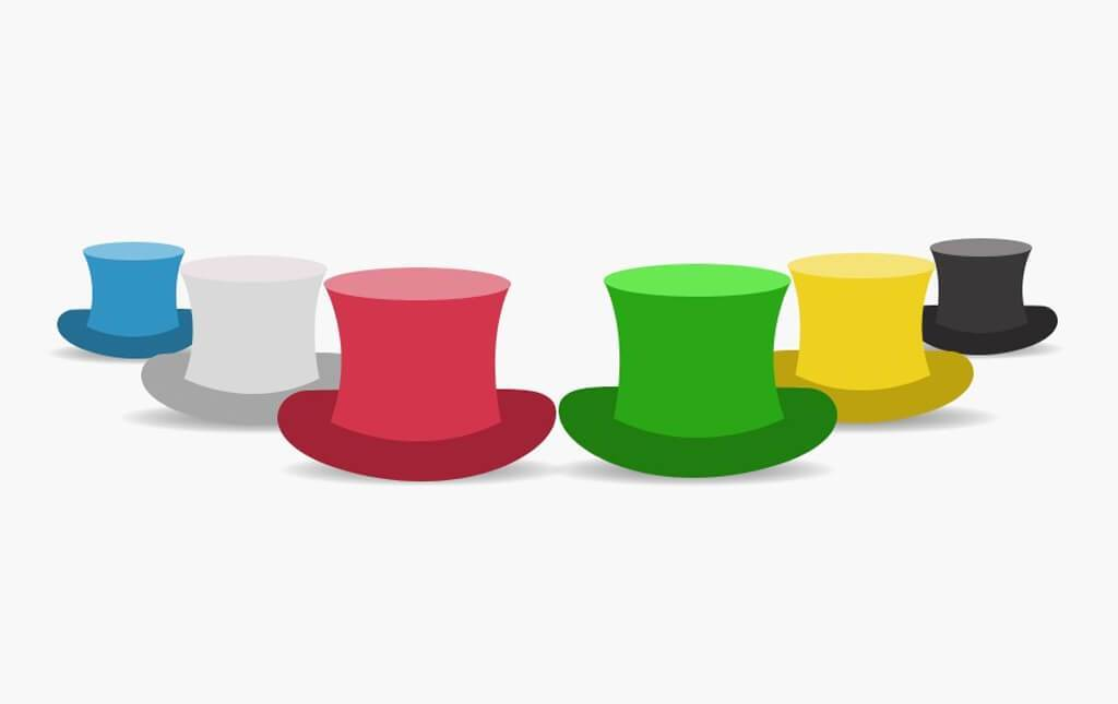 Six Thinking Hats & Six Action Shoes