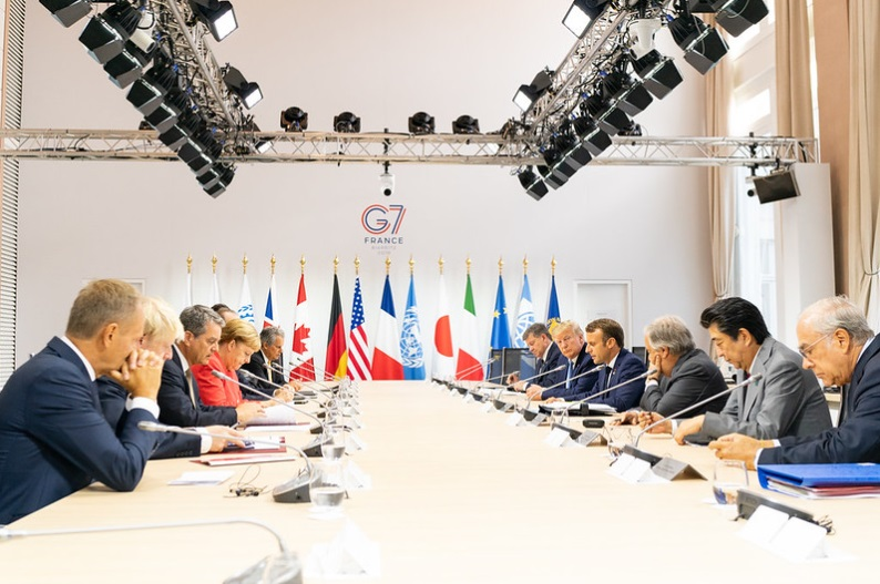 G7 Biarritz Summit Review 24 – 26 August 2019